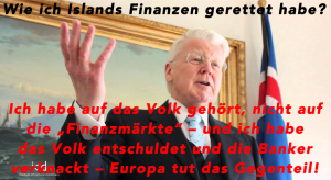 Island Schulden
