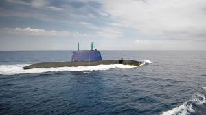 Israelisches-U-Boot