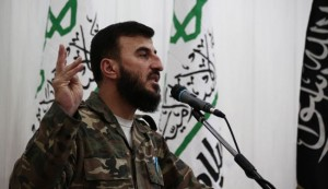Syrian Militant Group Offer Joint Strike against ISIS