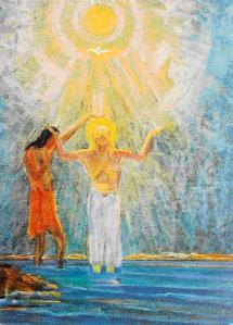 Jesus Taufe